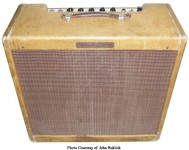 Fender Tremolux Narrow Panel Tweed