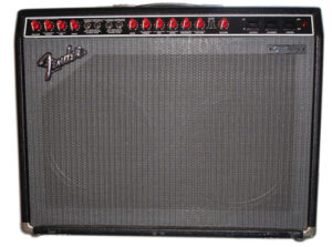 Fender Twin Red Knob (The Twin)