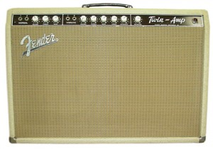 Fender Blonde Twin
