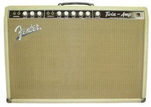 Fender Blonde Twin