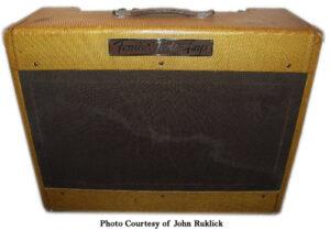 Fender Wide Panel Tweed Twin