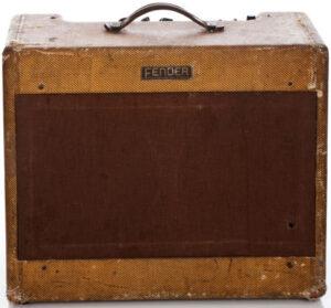 Fender Wide Panel Tweed Super