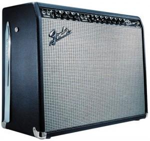 Fender Blackface Twin Reverb