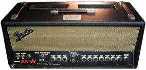 Fender 400 PS Bass