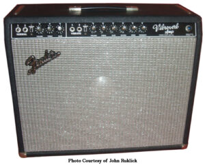 Fender Blackface Vibroverb