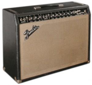 Fender Vibrolux Reverb Blackface