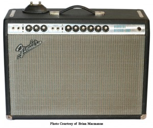 Fender Silverface Vibrolux Reverb