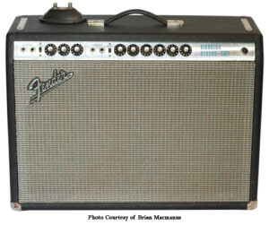 Fender Silverface Vibrolux Reverb