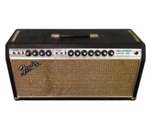 Fender Silverface Dual Showman Reverb