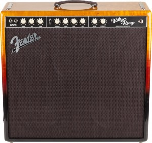 "Fender Limited Edition Vibro-King ""Tequila Sunrise"""